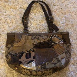 Coach Leatherware Patchwork handbag